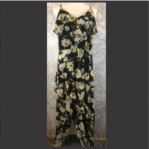 International Concepts Maxi Floral Dress NWT Sz 10